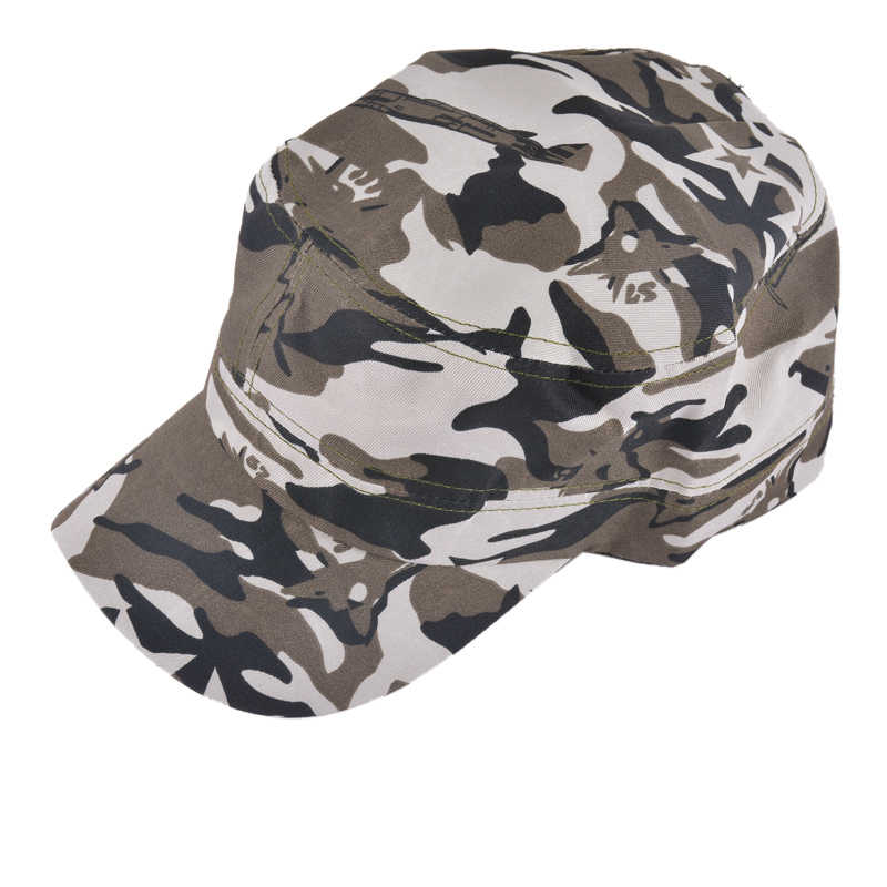 JODIMITTY Classic Men Military Caps Men's Women's Fitted Baseball Adjustable Army Camouflage Sun Hats Outdoor Sports Camping