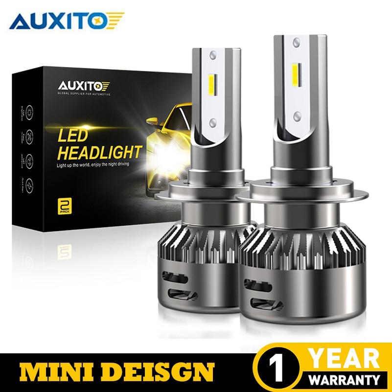 Светодиодный H7 9012 HIR2 светодиодный H4 лампы H11 H8 H9 автомобильная светодиодная лампа для фары светодиодный фары лампы 16000Lm со светодиодными кри...