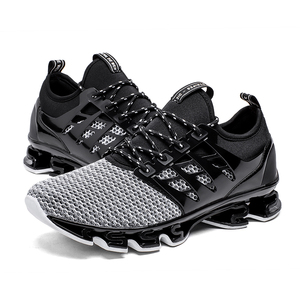 Image 2 - SKRENEDS Fashion Men Running Shoes Breathable Sneakers Male CasualComfortable Jogging Shoes Sports Shoes Men