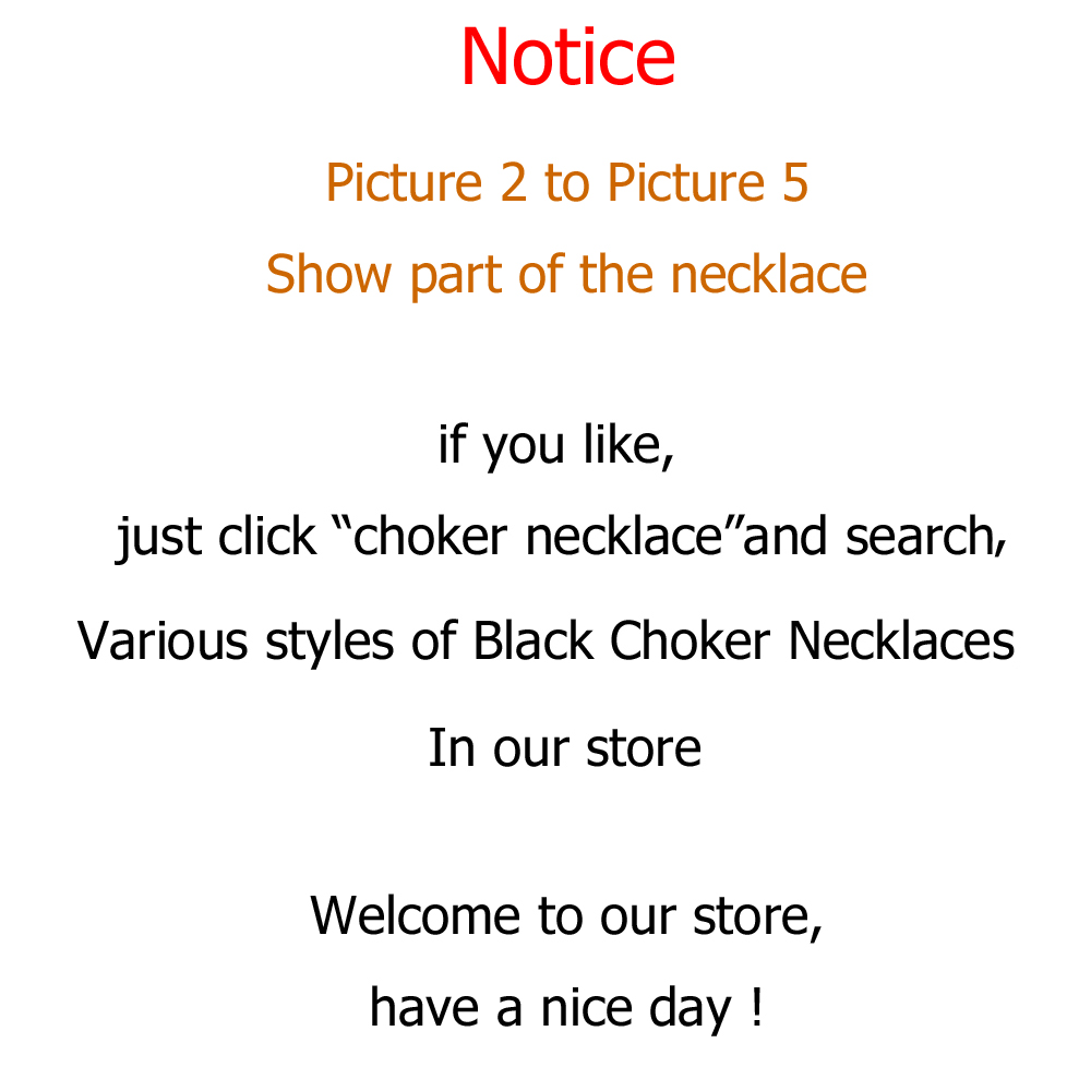 Super Simple Design Black Choker Necklaces For Women and Girls Fashionable Accessories Beautiful Ladies Wholesale Selling