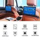 10,1 дюймов Android 8,1 Автомобильный подголовник монитор видео плеер HD ips сенсорный экран wifi Bluetooth Автомобильный дисплей USB SD ультра тонкая камера