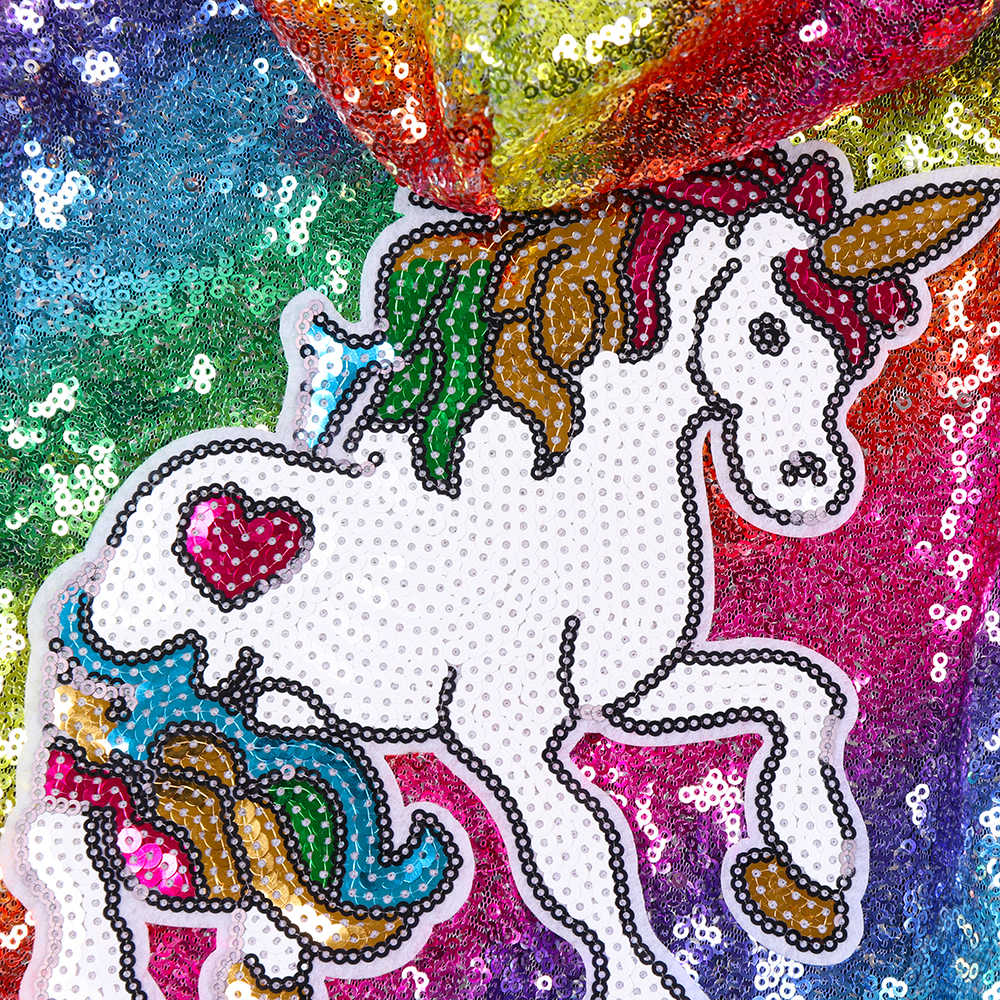 Toddler Girls Unicorn Sequin Bomber Jacket Silver Kids Sparkle Rainbow Zipper Outwear Baby Boys Glitter Coat Christmas New Year Jackets Coats Aliexpress