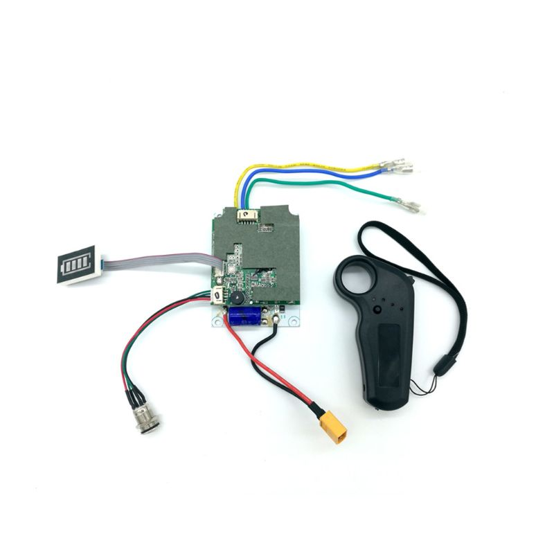 36V Single Belt Motor Electric Skateboard Controller Longboard ESC Substitute Parts Scooter Mainboard Instrument Tools U1JC