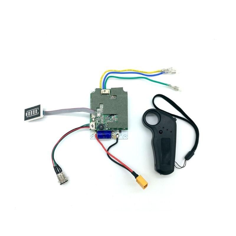 36V Single Belt Motor Electric Skateboard Controller Longboard ESC Substitute Parts Scooter Mainboard Instrument Tools U1JC
