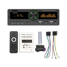 SWM-80A estéreo do carro mp3 player 1 din fm am multimídia bluetooth player led digital gps rádio de controle remoto para o veículo universal