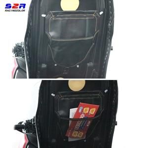 Image 3 - Malha elétrica de armazenamento, malha elétrica de bolso do porta malha para yamaha aerx nvx 155 nmax xmax 300 400 zuma 125 rede saco