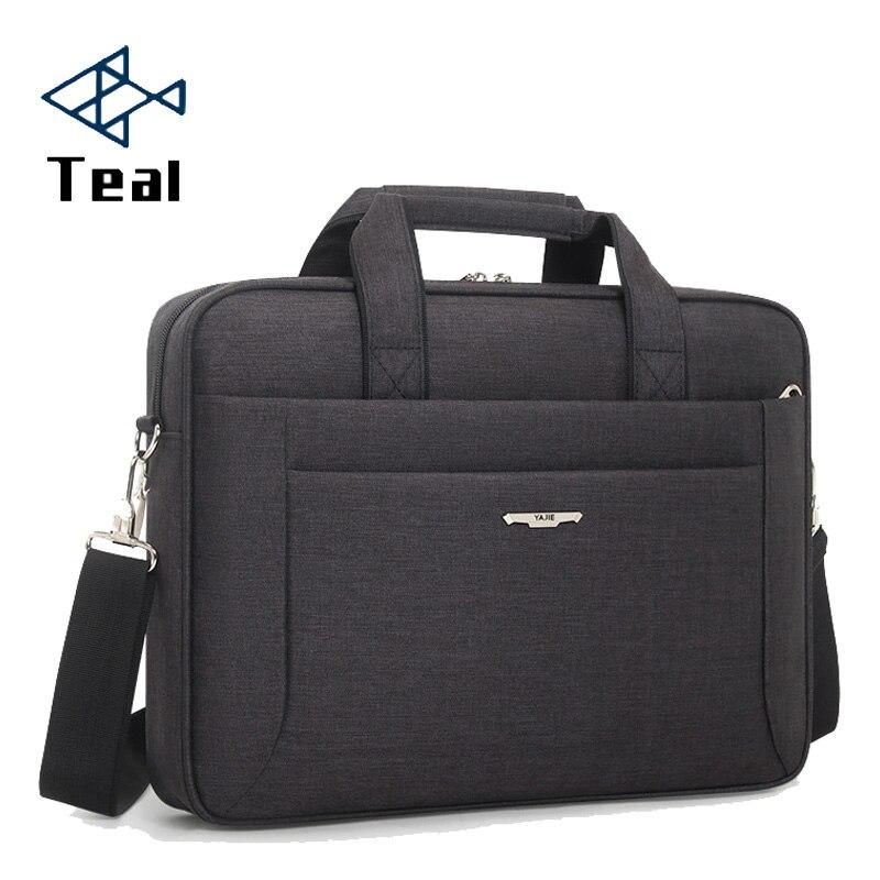 2020 New Men Laptop Briefcase Shoulder Bag 15 Inch Waterproof Nylon Notebook Messenger HandBag For Men 15 Laptop Bag