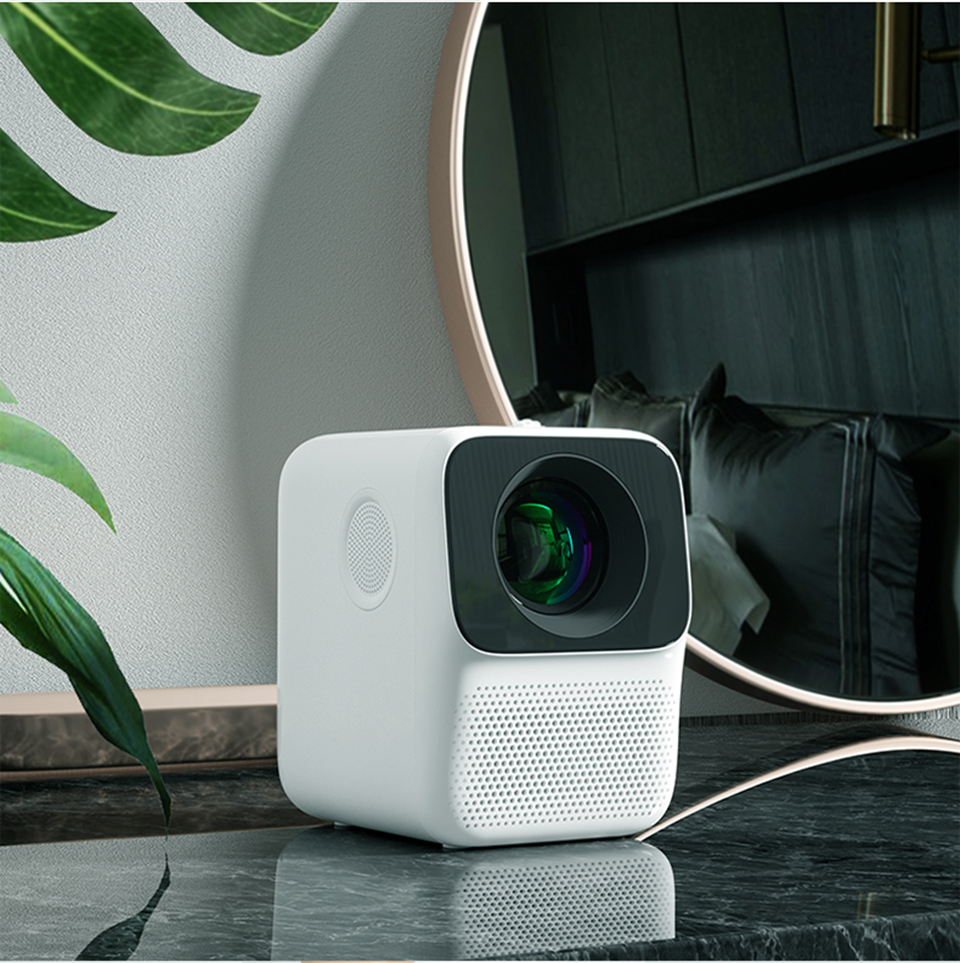 Portable Mini Home Theater Projector