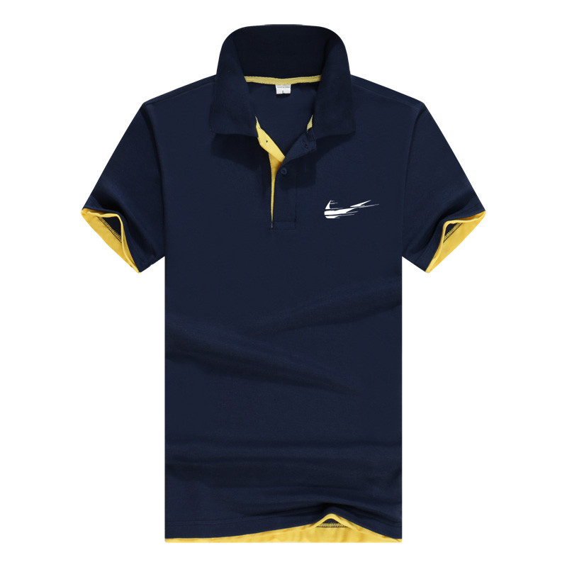 Fashion Poloshirts 2019 Polo Shirts For Men Casual Brand Clothing Business Male Breathable Mens Summer Polos Para Hombre Tops