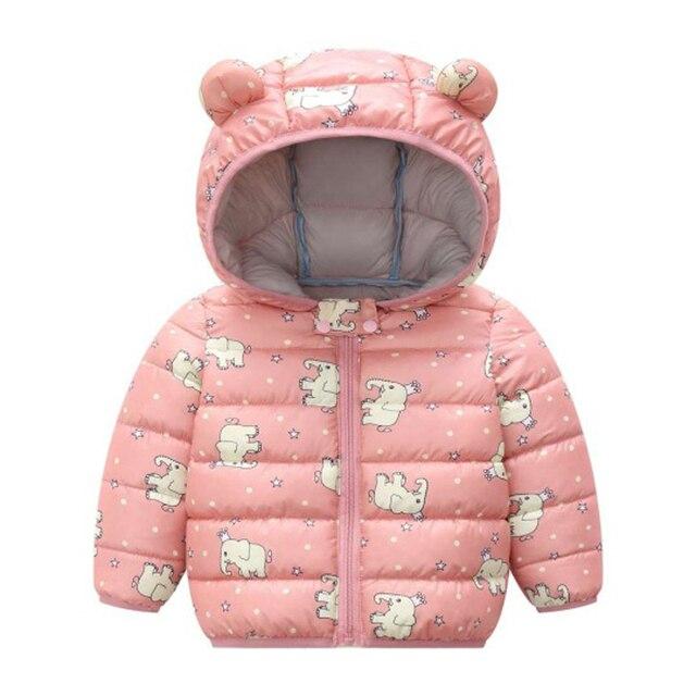 Baby Dinosaur Jacket 4