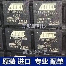 AT91M43300-25CJ