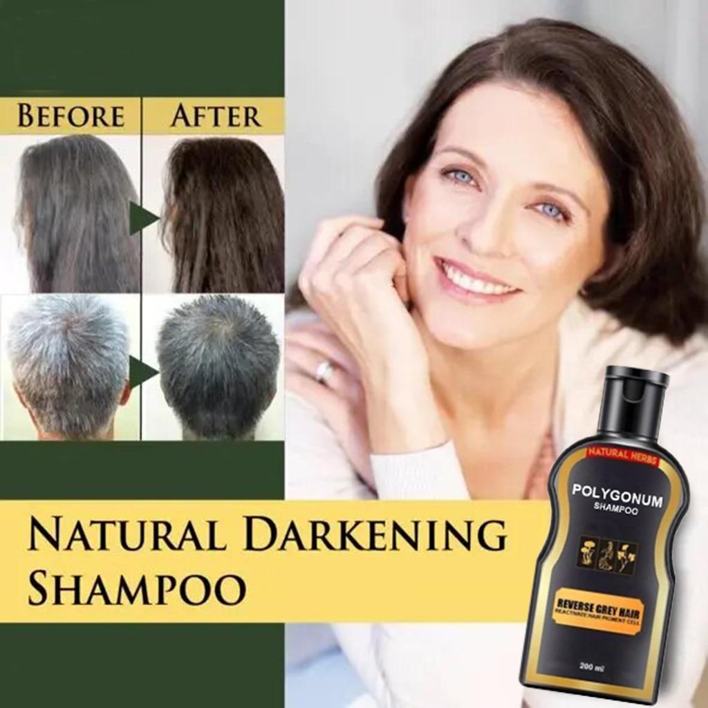 Grey Reverse Hair Darkening Shampoo