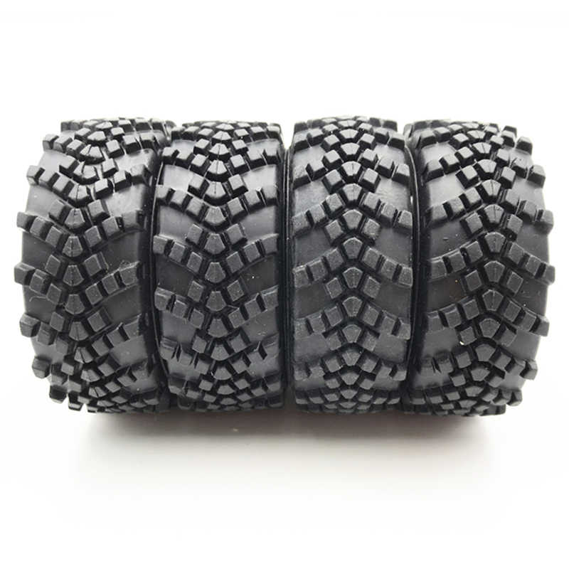 Rc Car Tires Applies To: 1:16 Rc Car Wpl B36 B-36 B36K B36 Kit Truck 4Pcs