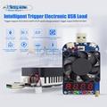 HD25 HD35 25 Вт 35 Вт триггер QC2.0 QC3.0 Электронный USB нагрузочный резистор разрядка тест батареи регулируемый ток напряжение СВЕТОДИОДНЫЙ дисплей