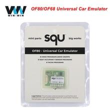 SQU OF68 Универсальный Автомобильный эмулятор SQU OF80 автомобильный эмулятор сброс сигнала Immo от датчика заселения сидений/Тахо-программы диагностический инструмент