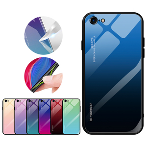 Image 5 - 고급 템퍼 그라디언트 스테인드 글라스 전화 케이스 아이폰 11 로트 프로 맥스 x xr xs 8 7 6 6s 플러스 커버 소프트 에지 드롭 보호