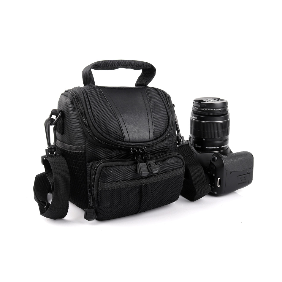 Camera <font><b>Bag</b></font> Case For Panasonic <font><b>Lumix</b></font> DMC FZ300 FZ1000 FZ72 FZ200 FZ50 FZ60 FZ70 FZ100 GX85 GX80 <font><b>LX100</b></font> LZ35 GH3 GH4 Photo <font><b>Bag</b></font> image