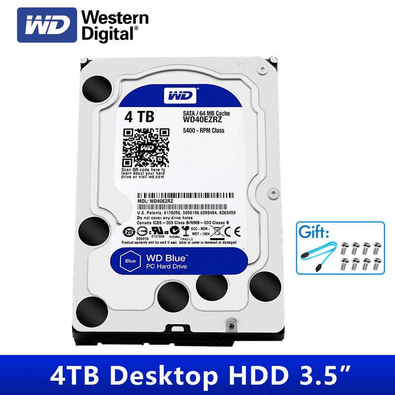 Western Digital WD Blue 4TB 2 5'' Mobile Hard Disk Drive