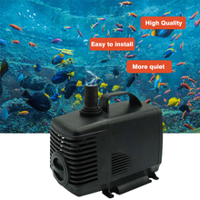 350/600/1800/2500/3000L/H Ultra-Quiet Submersible Water Fountain Pump Aquarium Fountain Fish Tank Garden Pond Pumps Fountains