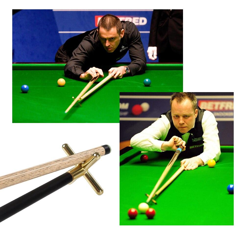 Anti-Slip Billiards Snooker Pool Cue Rest Bridge Head Pool Holder Cue K6X1
