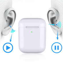 Buy 1:1 Smart sensor Wireless Earphone 6D Super Bass Stereo Bluetooth Headphones PK W1 H1 Chip pk i10 i100 i500 i1000 Dropshipping directly from merchant!