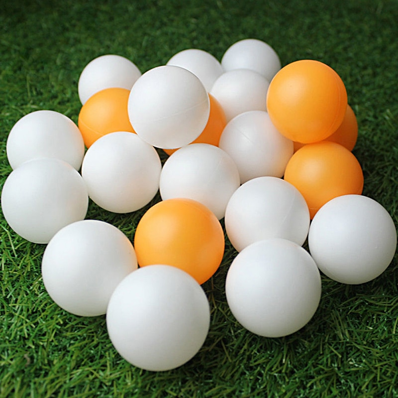 ╗Best Deal150pcs/lot Professional Ping Pong Balls For Competition Training Table Tennis Ball±