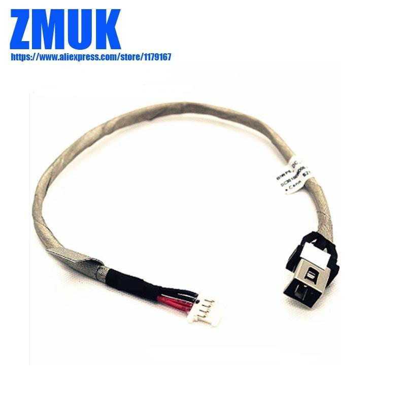 Новый оригинальный DC-IN кабель для Lenovo Ideapad 310S-14AST 310s-14isk 510s-14isk серии P/N 5C10L45289 DC30100Z900 DC30100W500