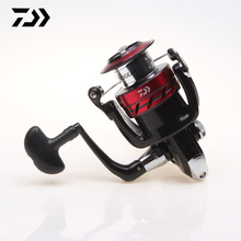 Daiwa SWEEPFIRE CS spinning fishing reel 1500-5000 size with Metail spool Gear Ratio5.3:1 2BB 2KG-6KG Power for fishing r цена