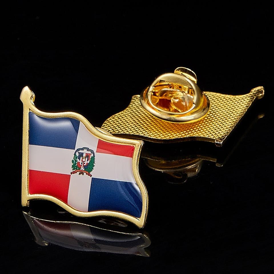 Republica de Honduras Flag Lapel Hat Pin NEW