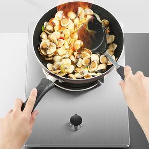 Image 2 - Wz1602. Cuisinière à gaz, cuisinière à gaz, poêle simple, maison de location, four, ménage, petite taille, plan de travail, gaz de liquéfaction