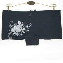 Fashion Women Cotton Print Underwear Ladies Sexy Lingerie Girl Briefs Female Underpants Cartoon Panty