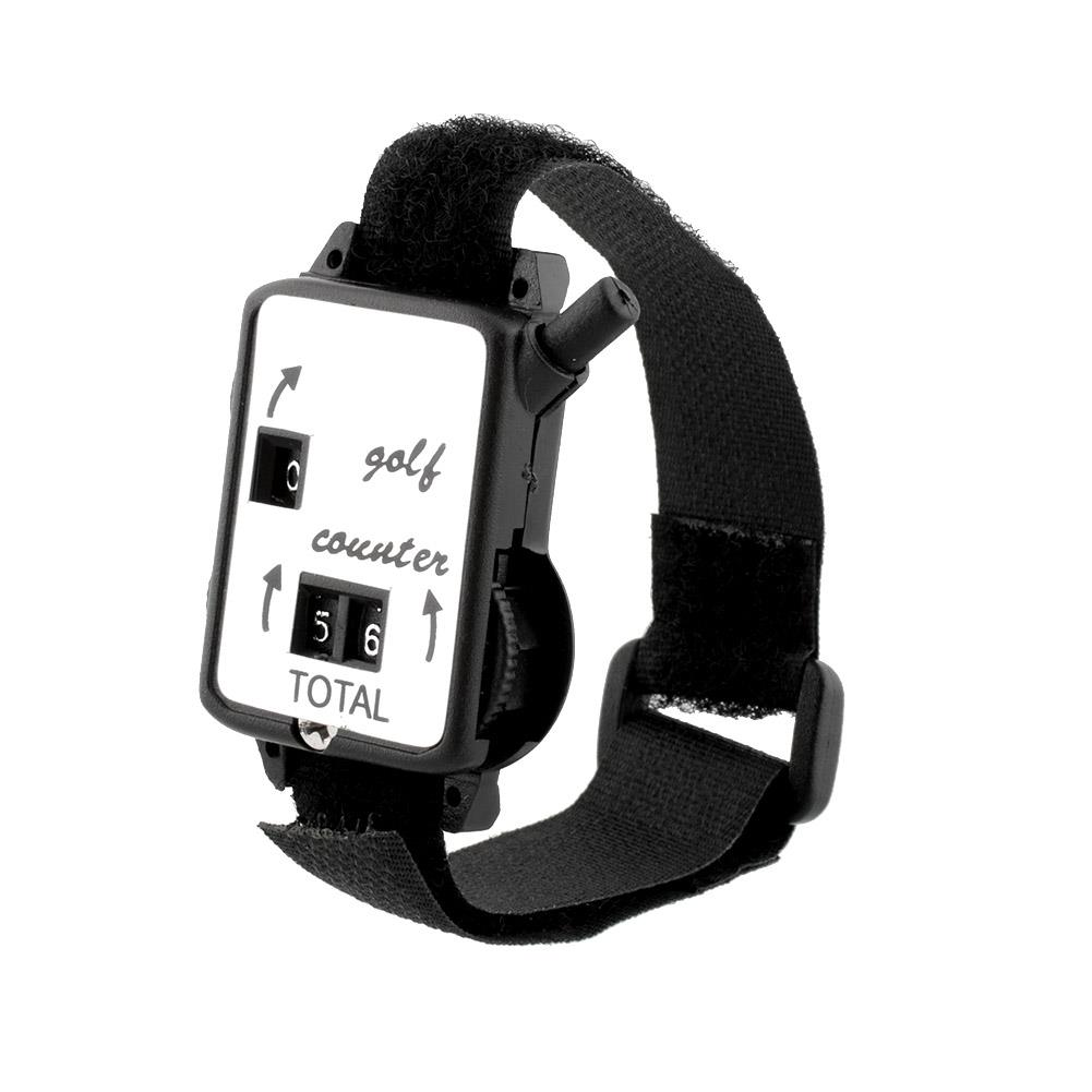 Golf Counter Shot Wristband Keeper Scorer Score Stroke Club Pocket Outdoor