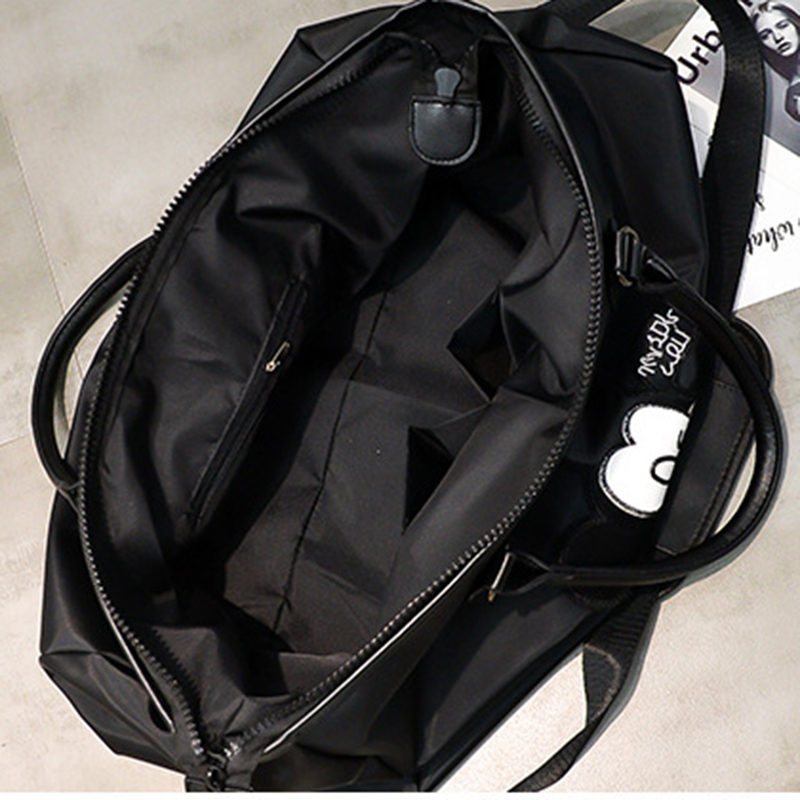 2019 New Women Bag Stylish Handbag Oxford cloth Women Messenger Bags Women 39 s Pouch High capacity shoulder bag bolso mujer in Shoulder Bags from Luggage amp Bags