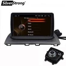 SilverStrong 9inch Android10.0 GPS Đài Phát Thanh Cho Mới Mazda3 MAZDA 3 AXELA Phát Thanh Xe Hơi hỗ trợ Điều Hướng TPMS