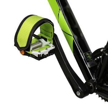 Pedały Mtb Beam Foot z ultralekkim rowerowym kolarskie nylonowe zestawy pedałów zestaw stopek W pasek Beam Foot Bike kolarstwo Mtb akcesoria tanie i dobre opinie CN (pochodzenie) Bicycle beam 45 5cm*5 3cm Rowery górskie Beam strap Łożyska Support Nylon Expanded riding