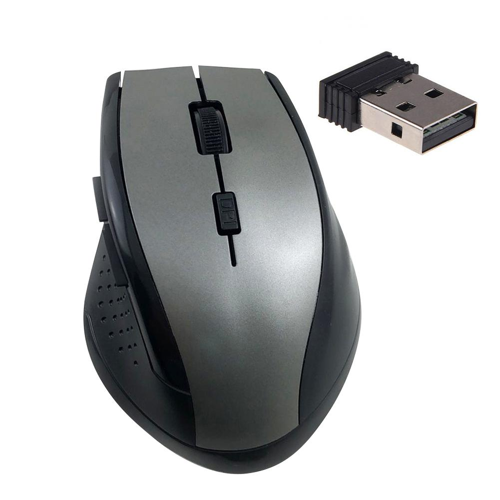 2.4GHz Wireless Optical Mouse Gamer New Game Wireless Mice With USB Receiver Mause Gamer For PC Gaming Laptopsигровая мышь