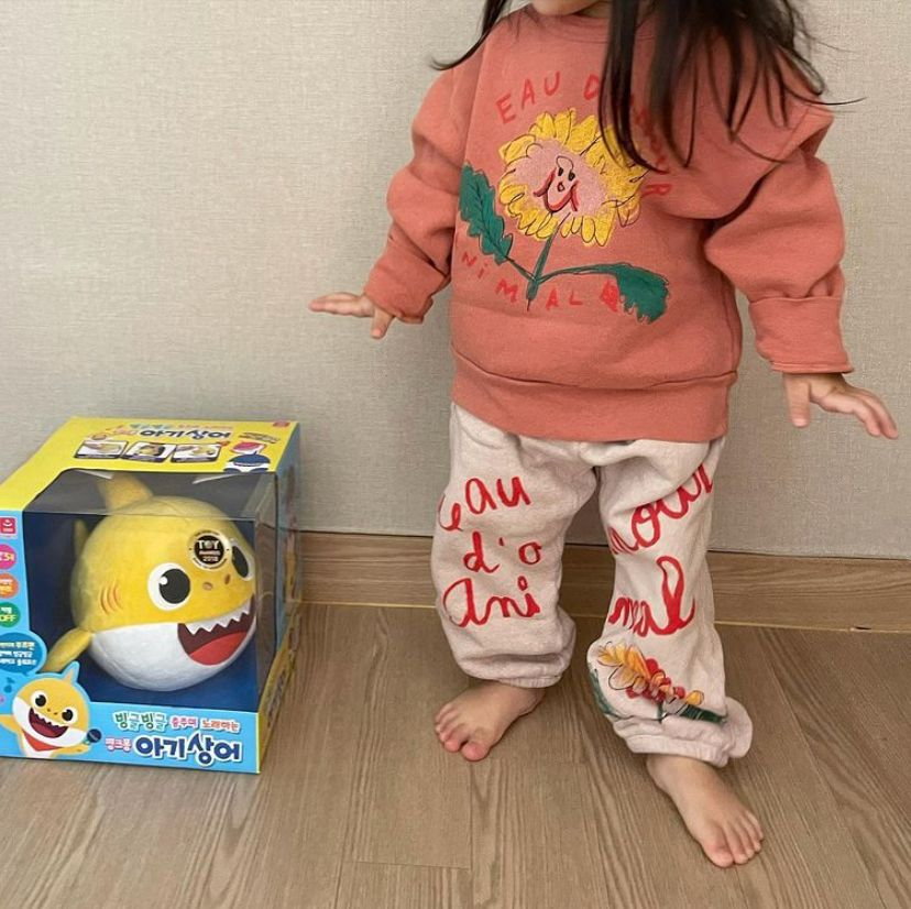 TAO Brand 2021 Kids Spring Clothes Sweatshirt Pants Child Boys Girls Fashion Baby Suits Girl Clothes Christmas Boutique Outfits 4
