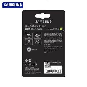 Image 5 - SAMSUNG tarjeta de memoria Micro SD EVO de 32GB, 64GB, Clase 10, 128GB, Max 100, MB/s, SDHC, SDXC, U3, UHS I, TF, 4K, HD, para Smartphone, tableta y PC