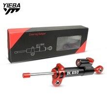 Motorcycle Damper Steering Stabilize For DUCATI DL650 2011-2012 DL 650 2011 2012 Safety Control Bracket Mount kit Motorbike