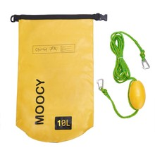 Tow Rope Sand Sack 2-in-1 Sand Anchor & Waterproof Dry Bag Dock Line For Kayak Jet Ski Rowing Boating Outdoor Swimming Storage