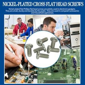 Image 4 - luchang Laptop Notebook Nickel Screws Set Computer Electronic Digital Mini Mechanical Assortment Repair Kit Hardware