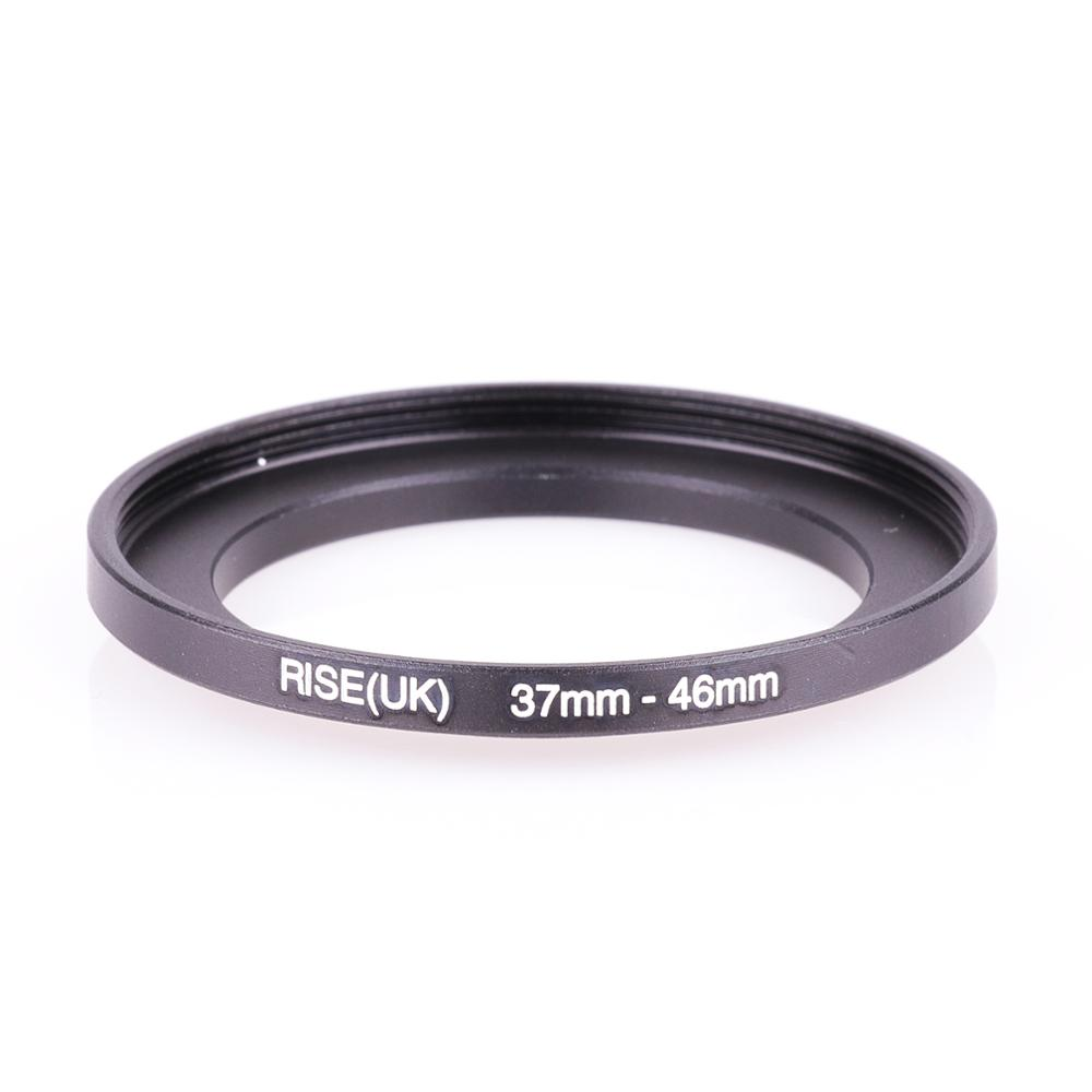 RISE(UK) 37mm-46mm 37-46 Mm 37 To 46 Step Up Filter Ring Adapter