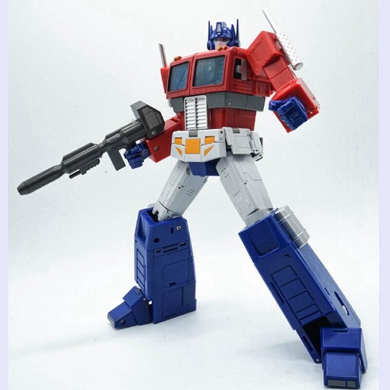 G1 TE transformación OP Commander TE 01 TE01 TE 01E Versión 3,0 TF elemento acción figura colección juguetes deformación modelo niños - 4