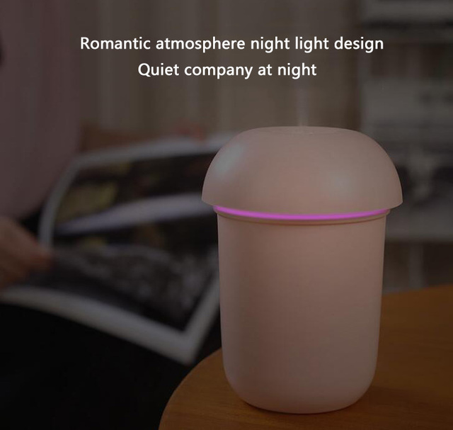 Best selling household appliances unique mushroom design diffuser humidifier 3