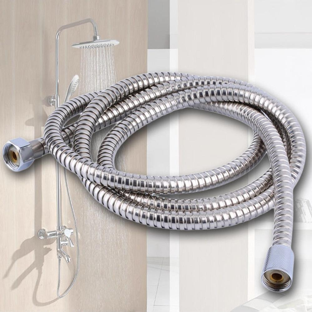 Explosion-Proof Shower Hose Stainless Steel Hose Shower Hose Toilet Water Injection Explosion-Proof Spring Shower Tube