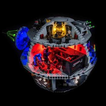 Lepin Star Wars  Death Star 05035 Star Wars Building Blocks Bricks Death Star Wars TIE Fighter Compatible With Lego 10188 10