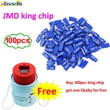 Decoding Car-Key-Chip JMD Generate-Frequency-Tester Blue with Ebaby Cloud 70/83 100PCS