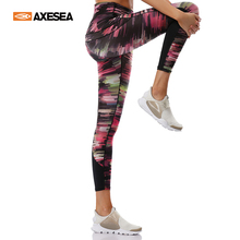AXESEA Women Rashguard Pants Quick Dry UPF 50+ Yoga Tight Trousers Swimming Diving Surfing Leggings Fitness Sport Swimsuit Pants