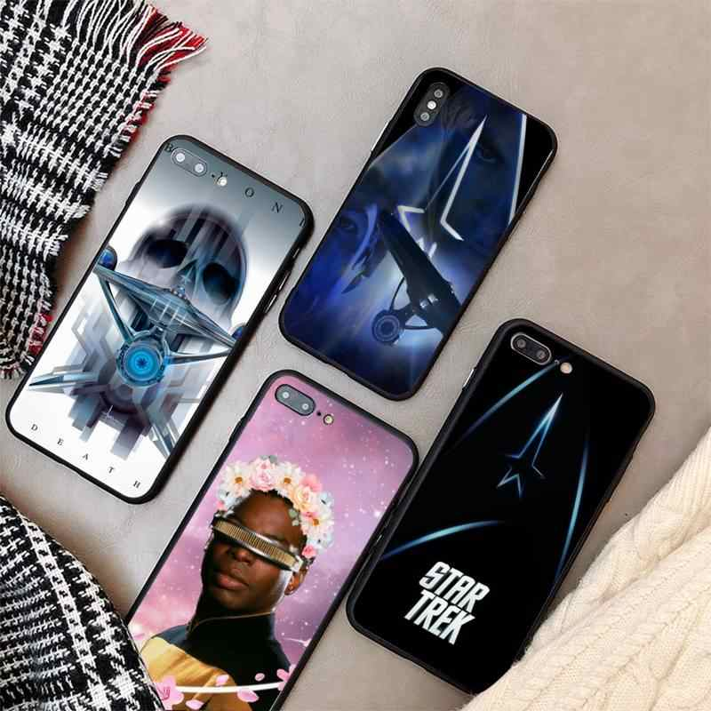 Yinuoda Film Star Trek Beyond Phone Case cover For iPhone X 8 7 6 6S Plus XS MAX 5 5S SE XR 11 12 Pro Promax coque