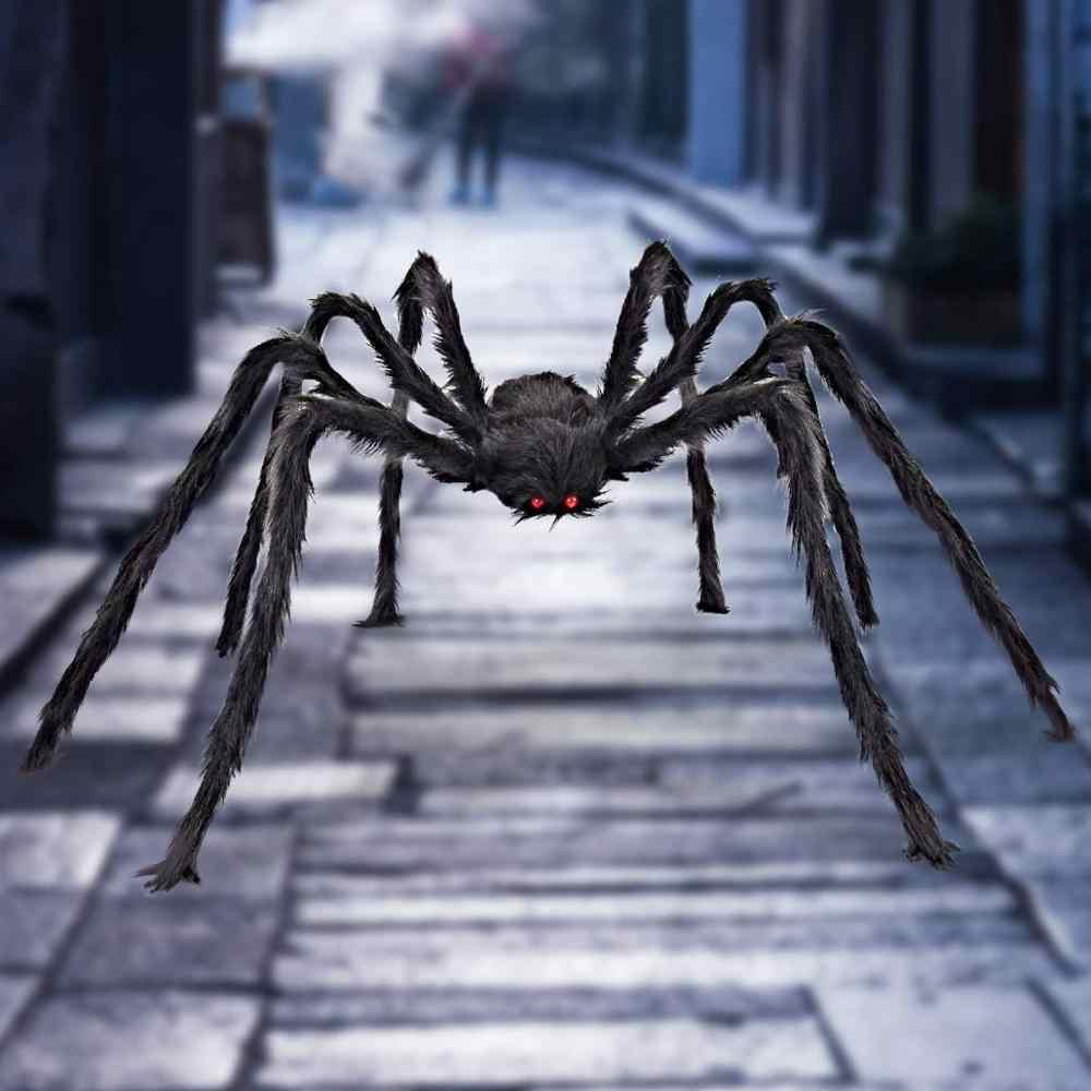 Halloween Giant Spider Outdoor Halloween Decorations